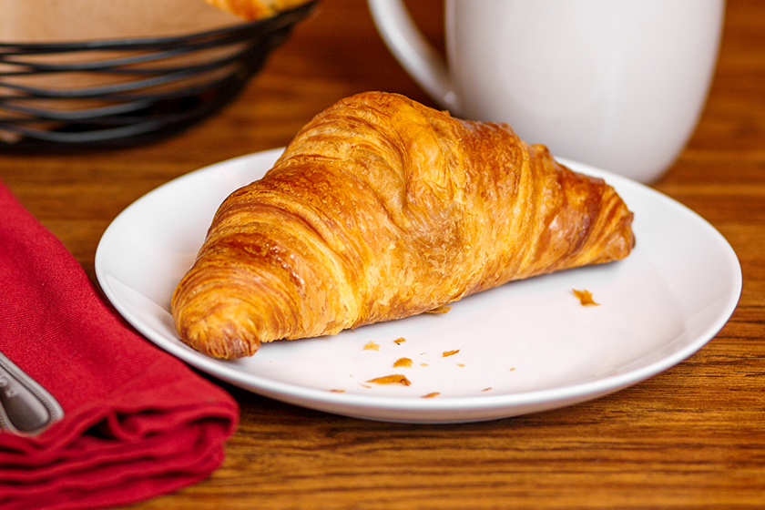 Just-Baked Croissant