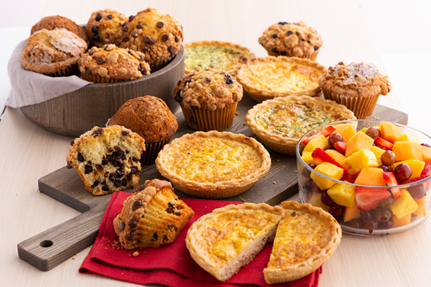 Mimi's® Muffin & Quiche Tray